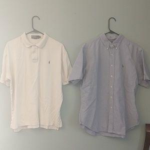 Ralph Lauren Short Sleeve Shirts